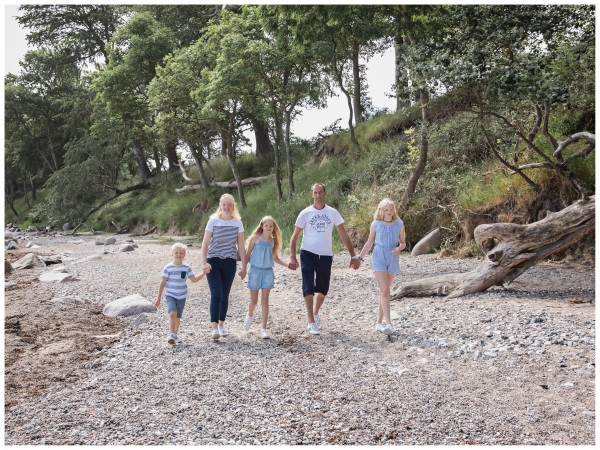 Familien-Shooting Fehmarn