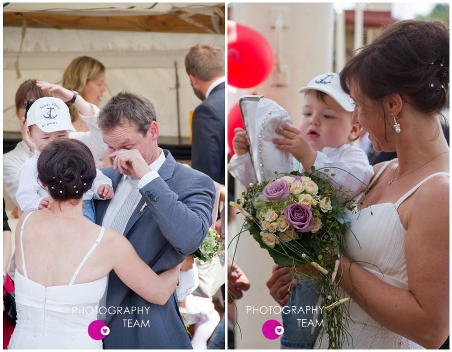 Hochzeit Kieler Förde