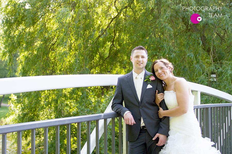 Brautpaar-Portraits Lanker See