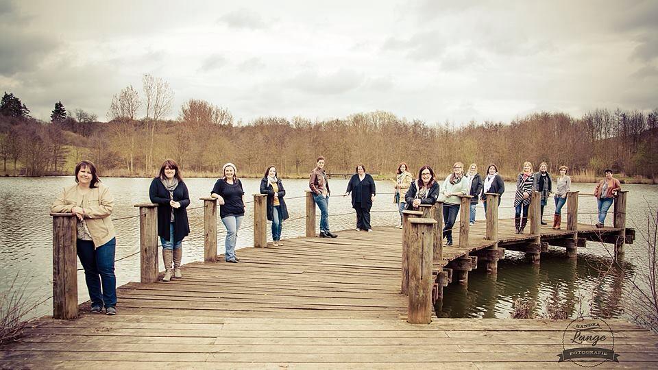 Gruppenbild FotoSandra