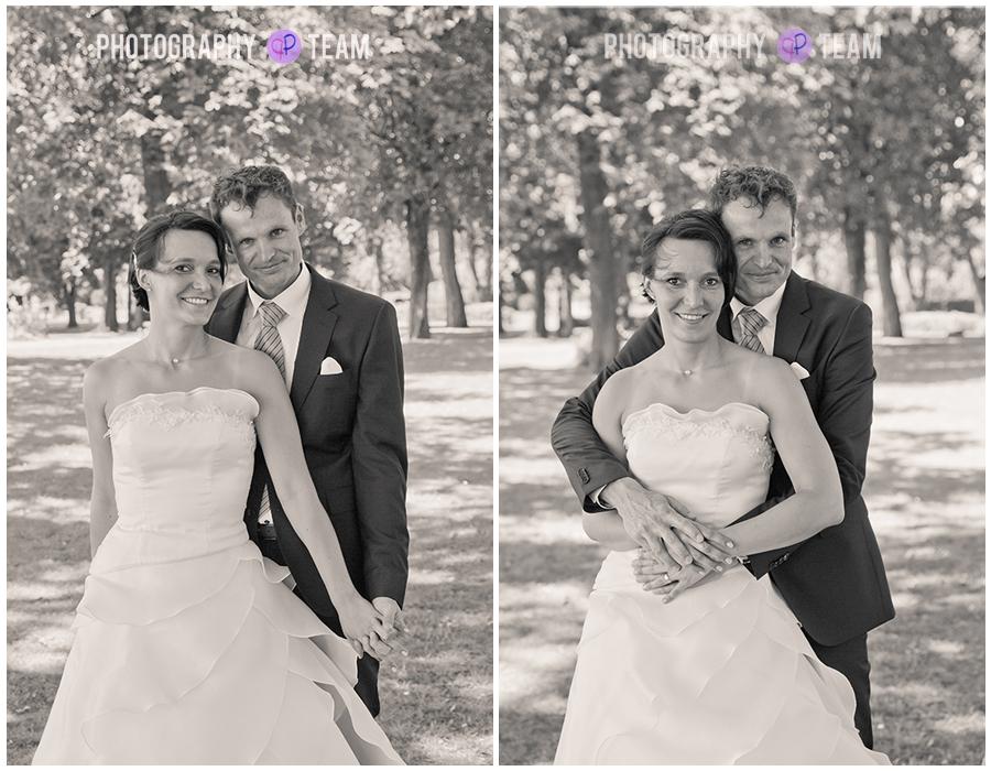 Brautpaar-Fotos Eckernförde
