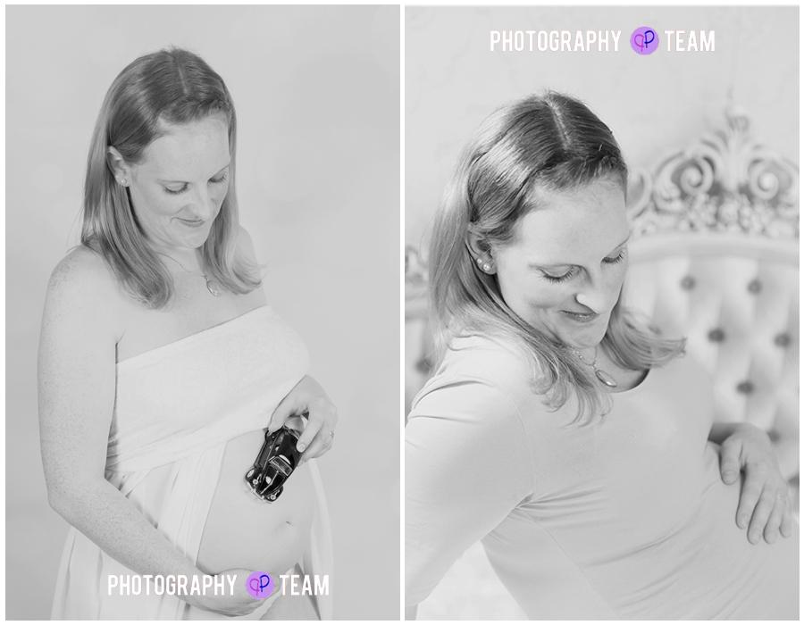 Babybauch-Fotos