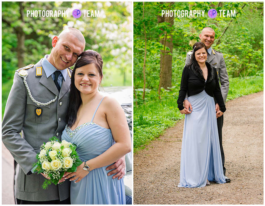 Brautpaar-Fotos Elvira & Alexander