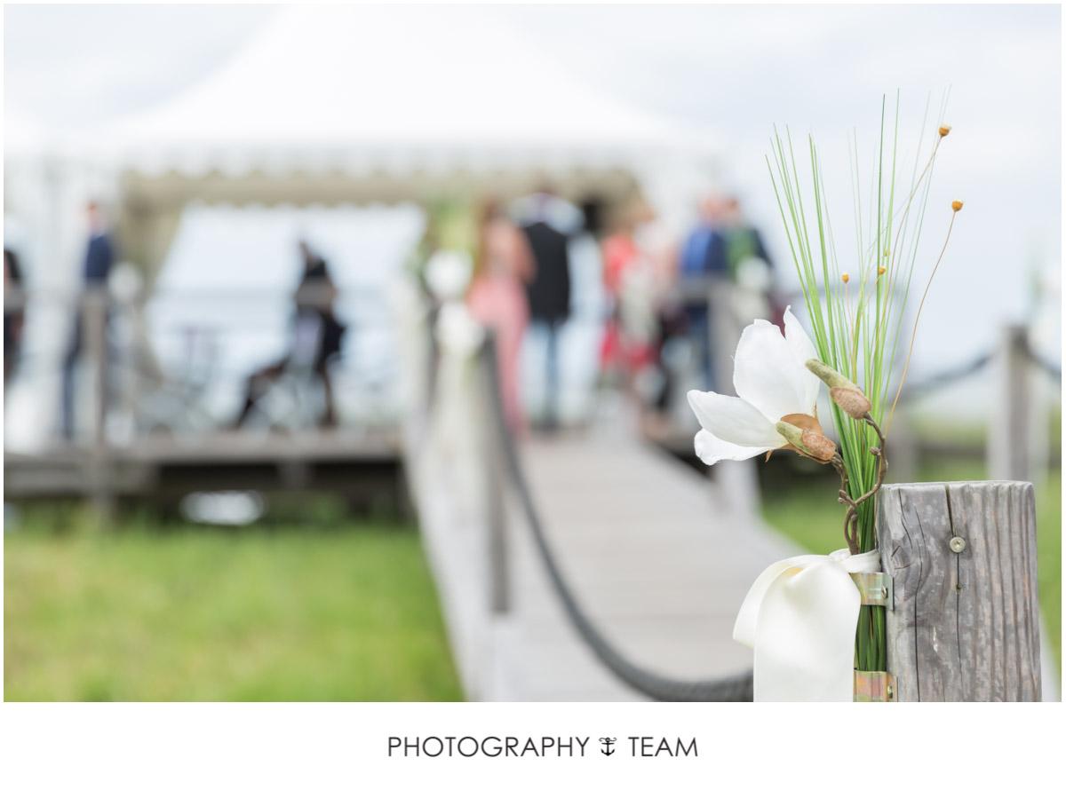 Hochzeit in Stein, Ostsee