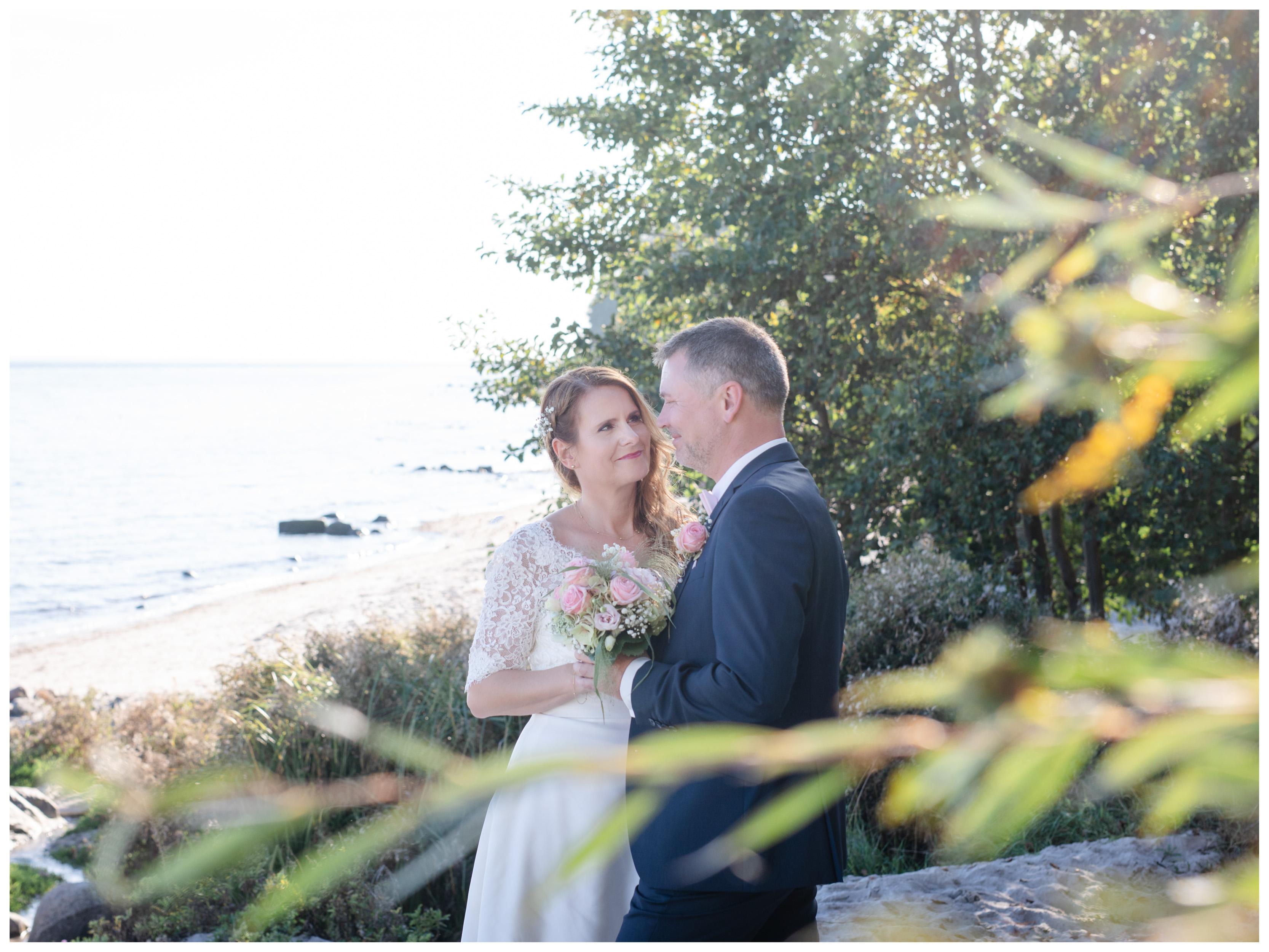 Hochzeitsshooting in Grömitz an der Ostsee