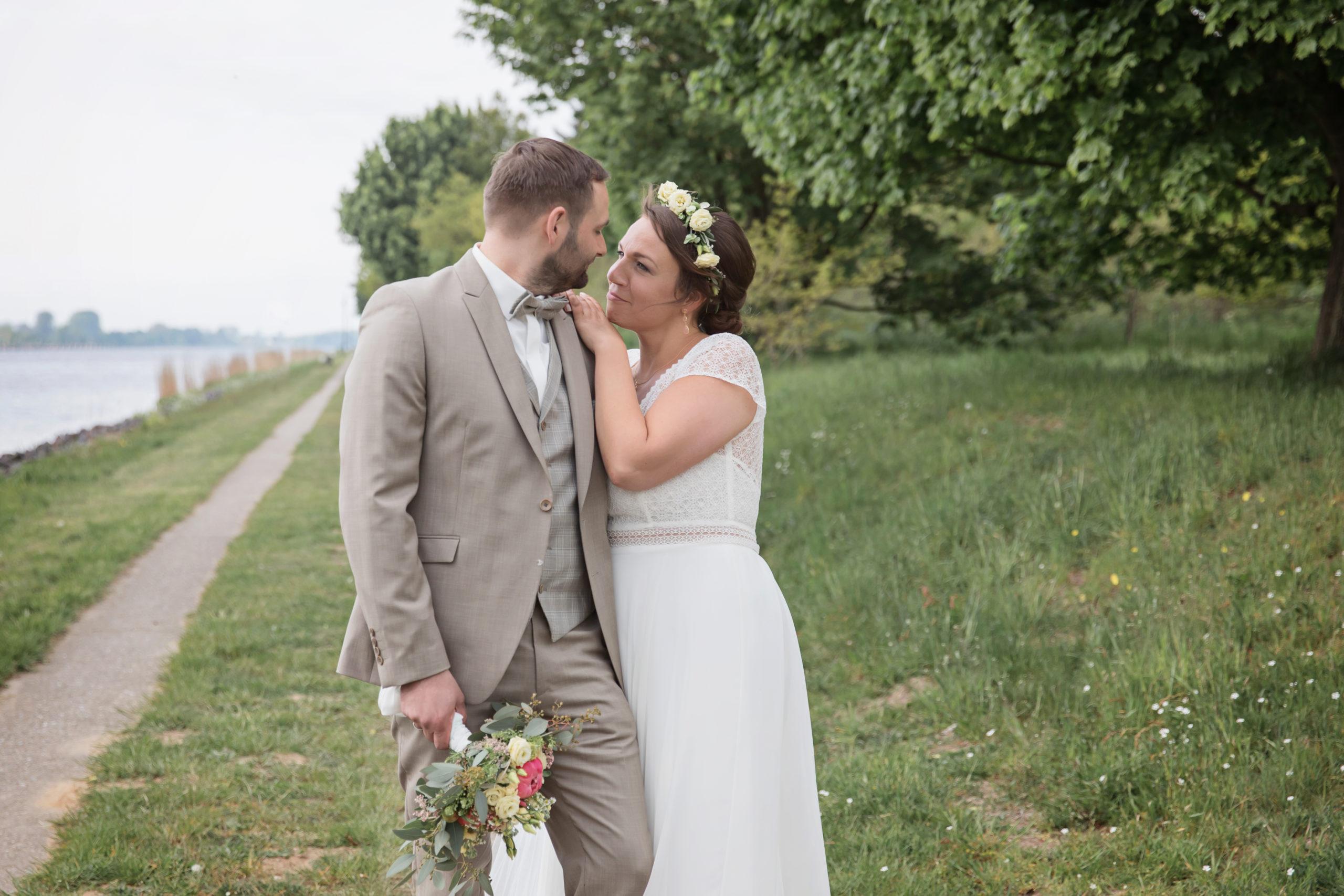 Hochzeit in Möhls Gasthof Jevenstedt