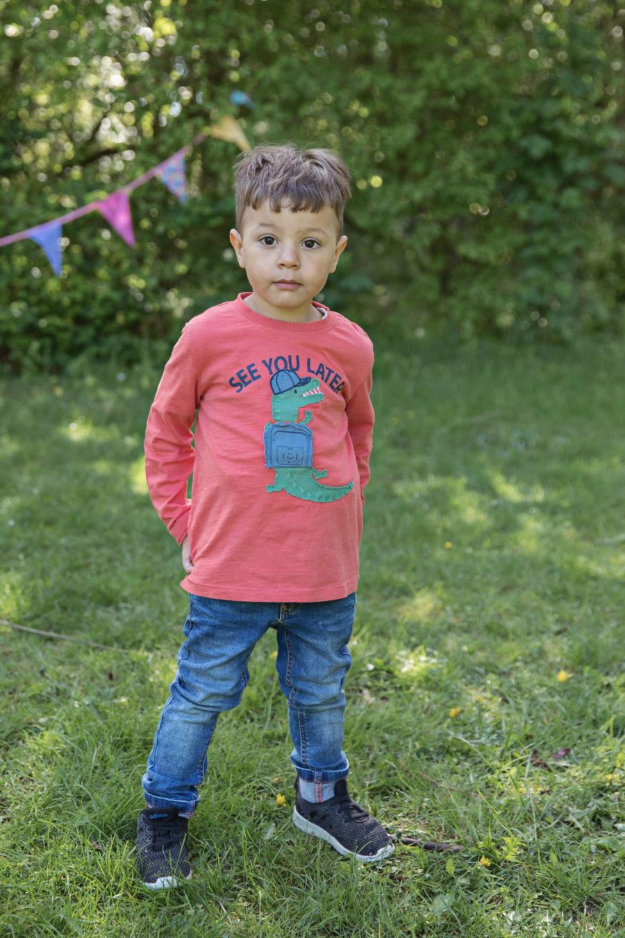 Kindergartenfotografie in Kiel