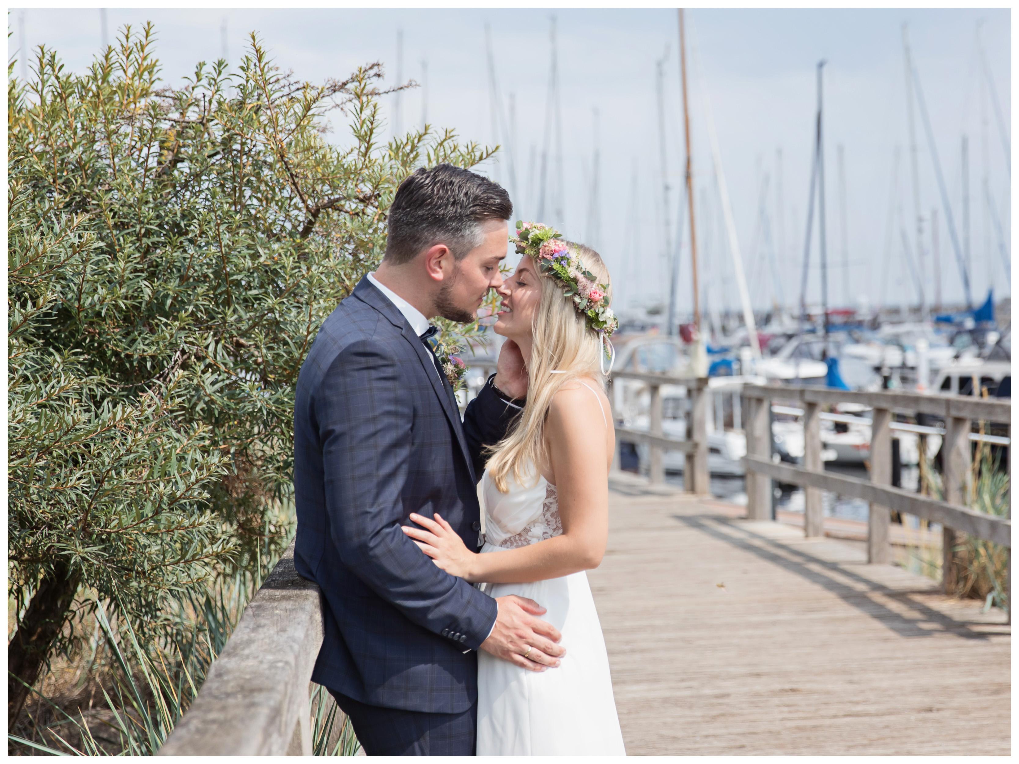 Hochzeitsfotografie in Grömitz an der Ostsee