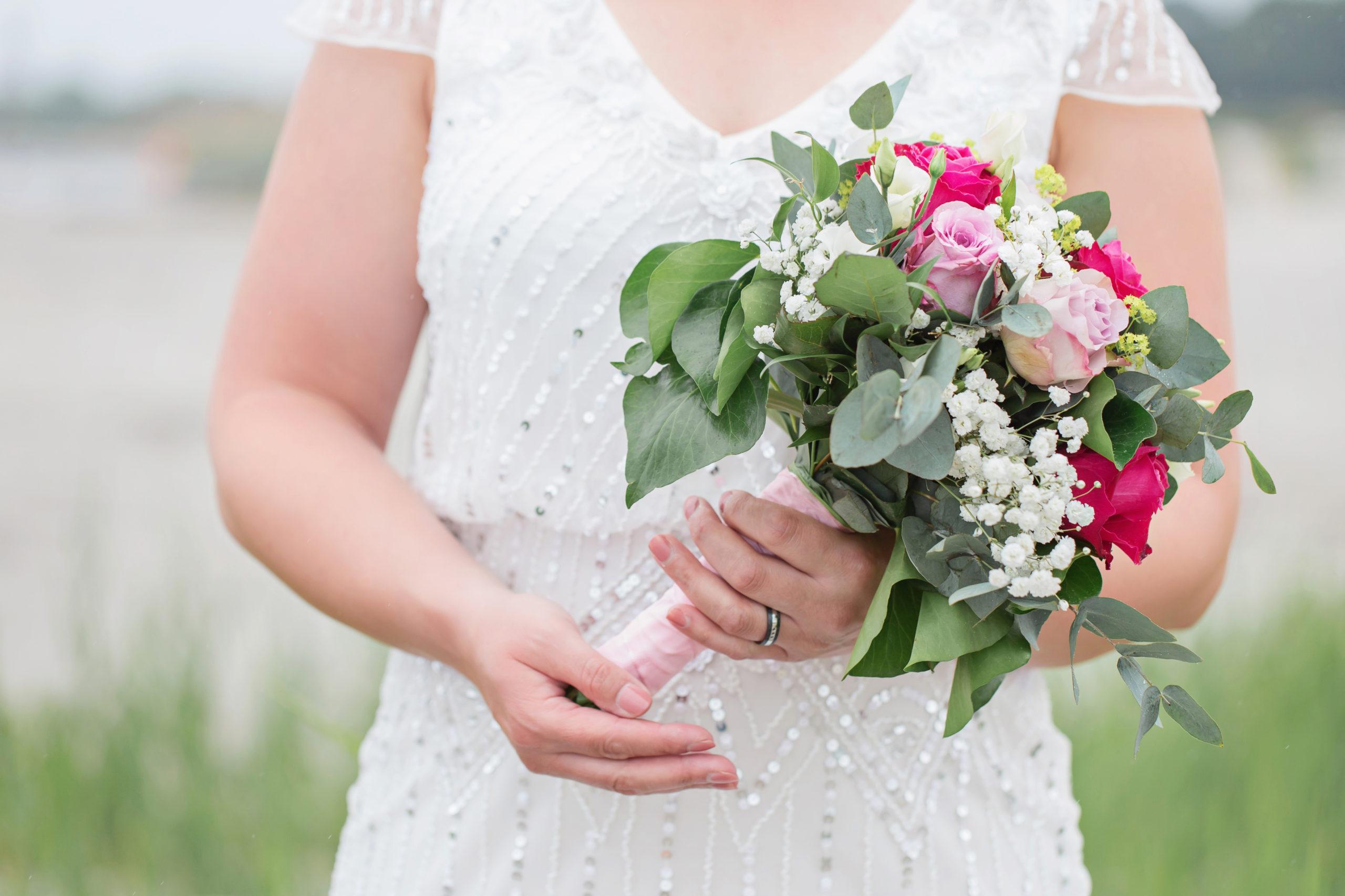 Hochzeit in Stein an der Ostsee