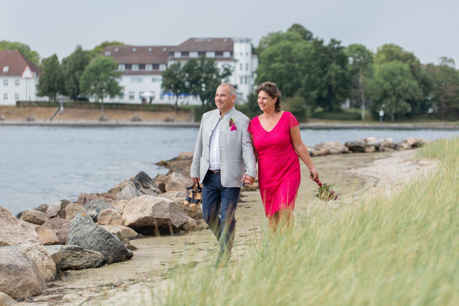 Hochzeit in Neustadt an der Ostsee