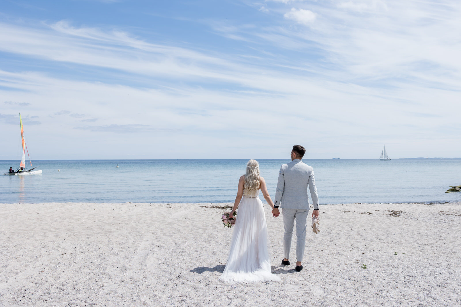 Hochzeit in Grömitz an der Ostsee